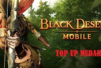 Cara Melakukan Top Up Black Desert Mobile